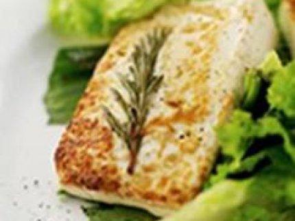 Filete de Peixe Assado