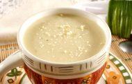 Sopa com Base Cremosa