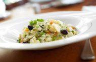Arroz de Bacalhau com Legumes