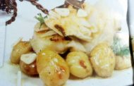 Bacalhau à lagareiro (por chef chakall)