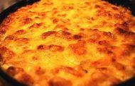 Assado de queijo de soja (TOFU)