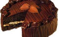 BOLO DE CHOCOLATE COM PERFUME DE RUM