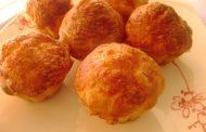 Muffins de Presunto e Cenoura