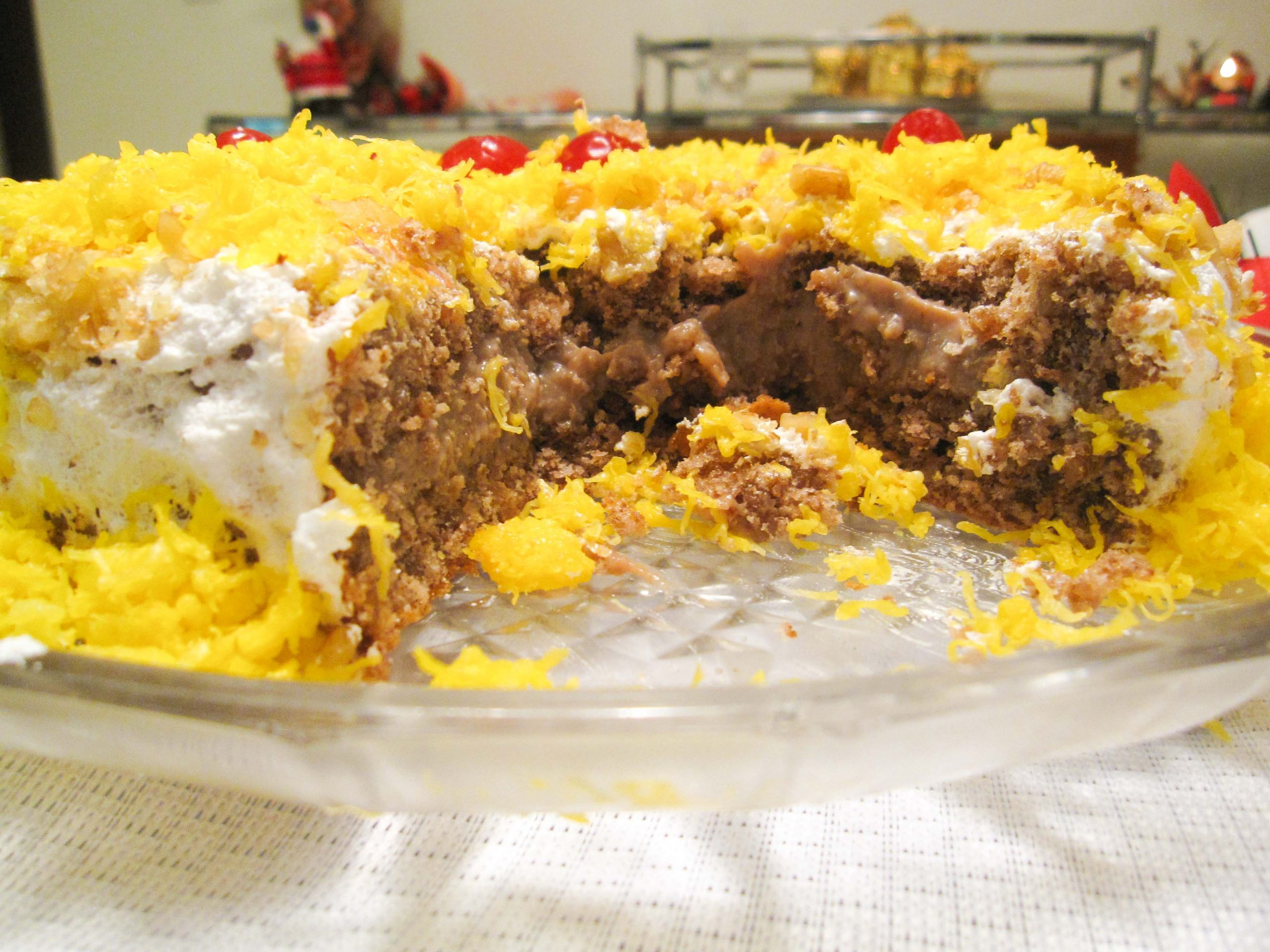 Torta de Nozes III