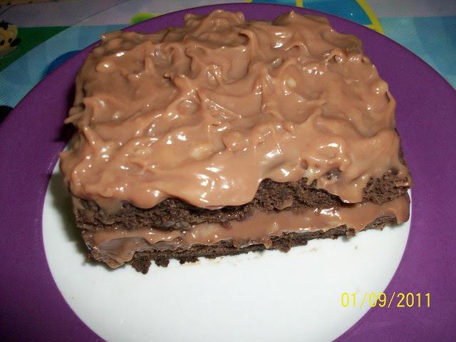 Creme de Chocolate para Rechear