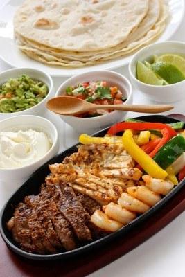 Fajita Mexicana de Carne