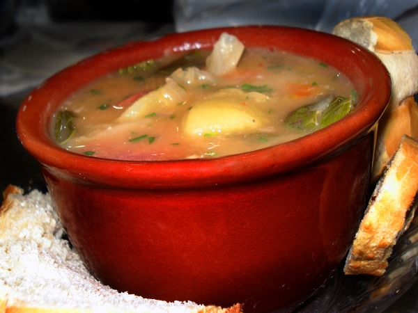 Sopa açoriana