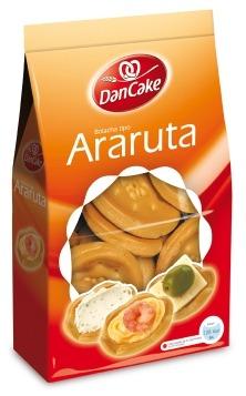 Bolacha de Araruta