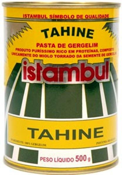 Molho de tahine (gergelim)