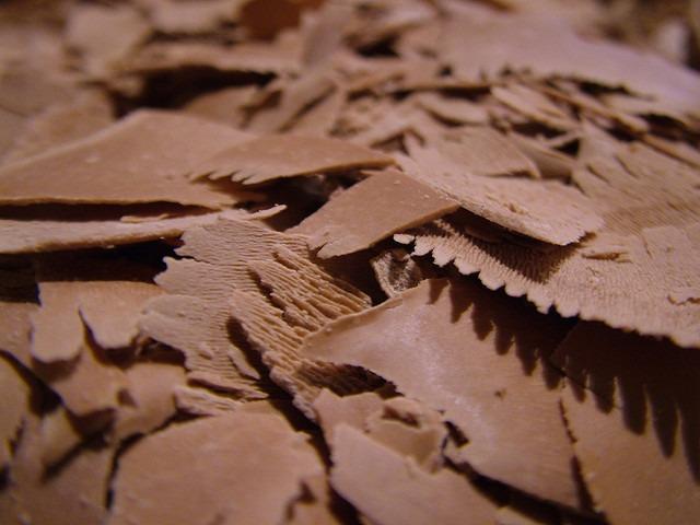 Lascas de Chocolate