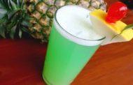 Caipirinha de Melão ou Ananas