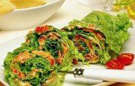 Alface Recheada com Roquefort