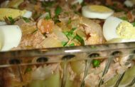 Atum com Batatas no Forno