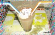 Batido de Café e Chocolate