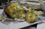 Frango com azeitonas (microondas)