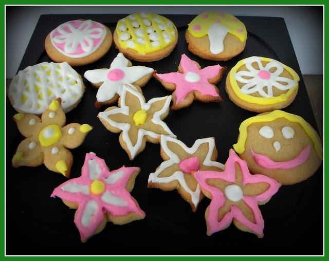 Decorando Biscoitos