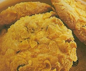 Biscoitos de Cornflakes
