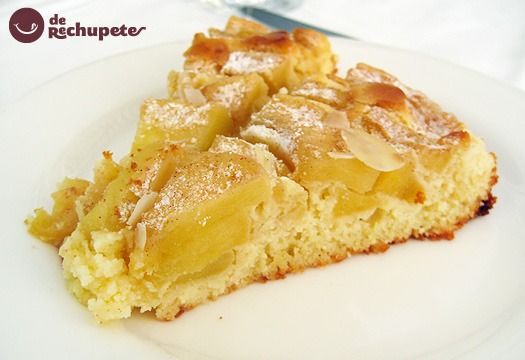 Tarta de Mazá
