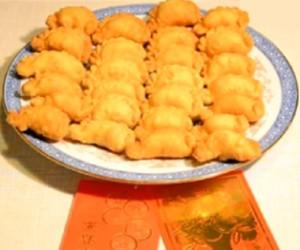 Bolinhos Chineses de Ano Novo (Yau Gwok)