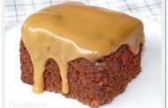 Torta Fôfa de Dôce de Leite