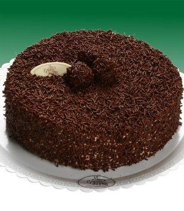 Tarte de Chocolate Gelada