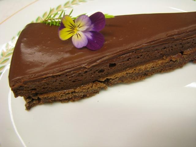 Mousse Gelatinada de Chocolate