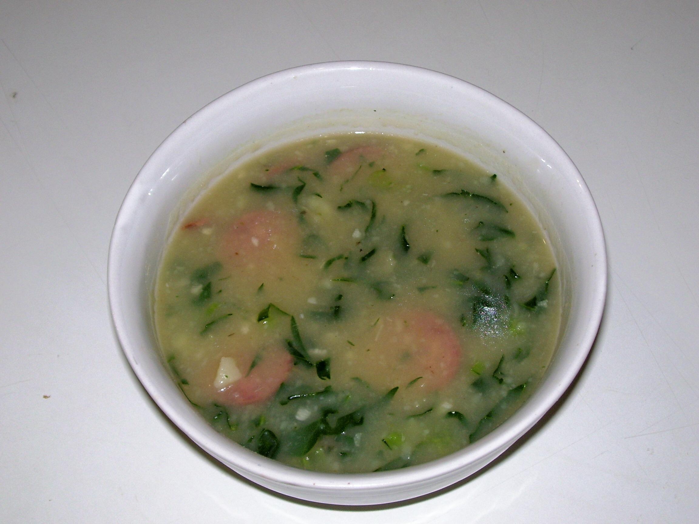 Sopa de Caldo-verde