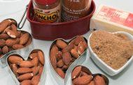 Amendoim e Amêndoas Caramelizadas