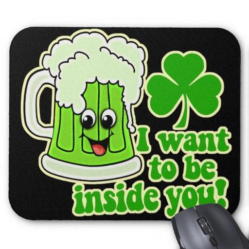 Cerveja Verde - Dia de São Patrício