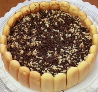 Charlote de Chocolate II