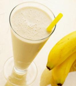 Vitamina de Banana Passa