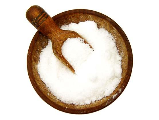 Conservar Sal