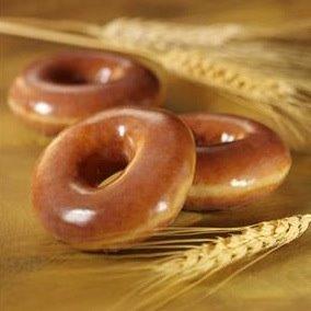 Donuts de Chocolate com Nozes