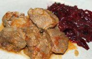 Carne Estufada Marinada