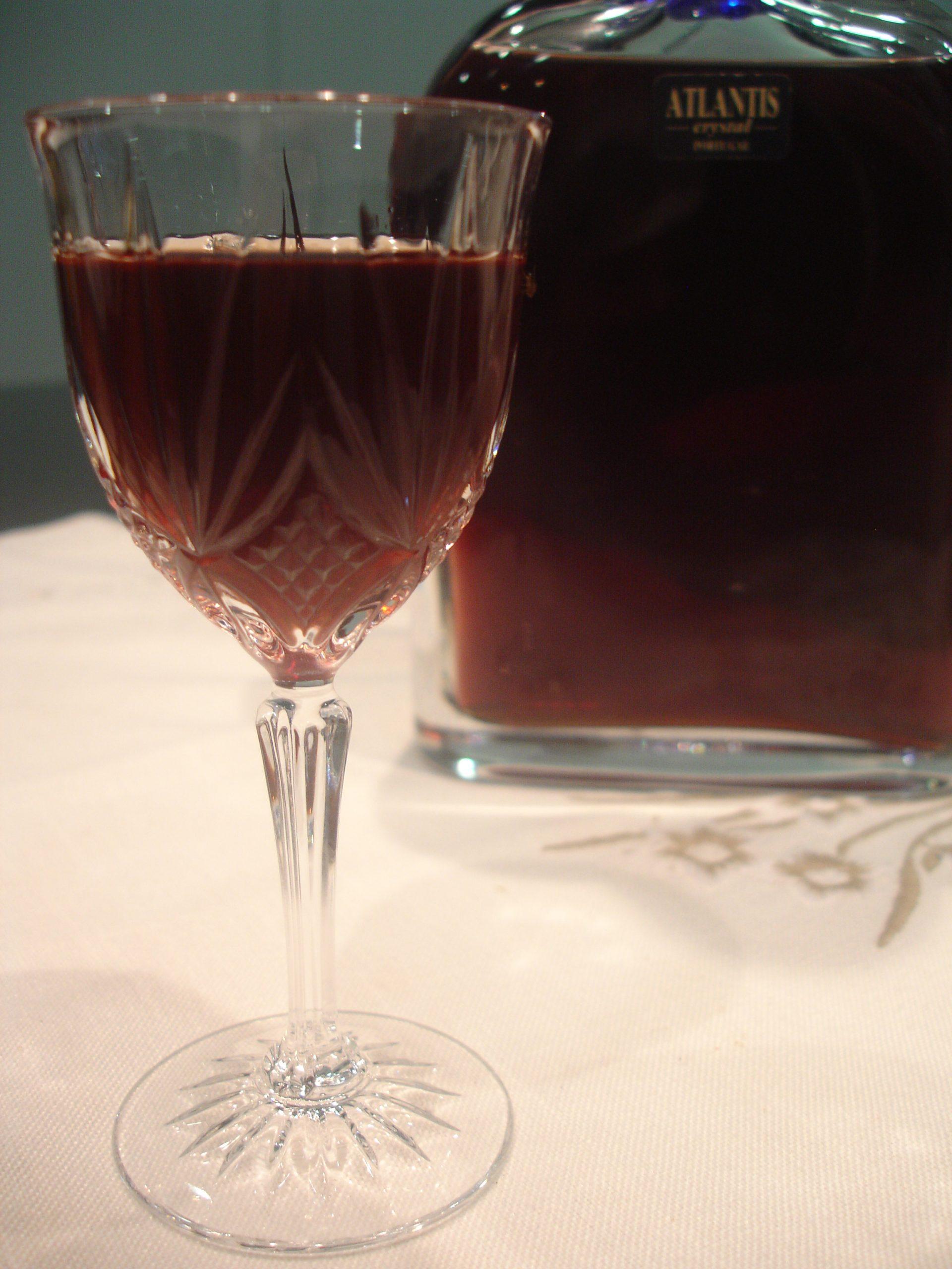 Licor de Vinho