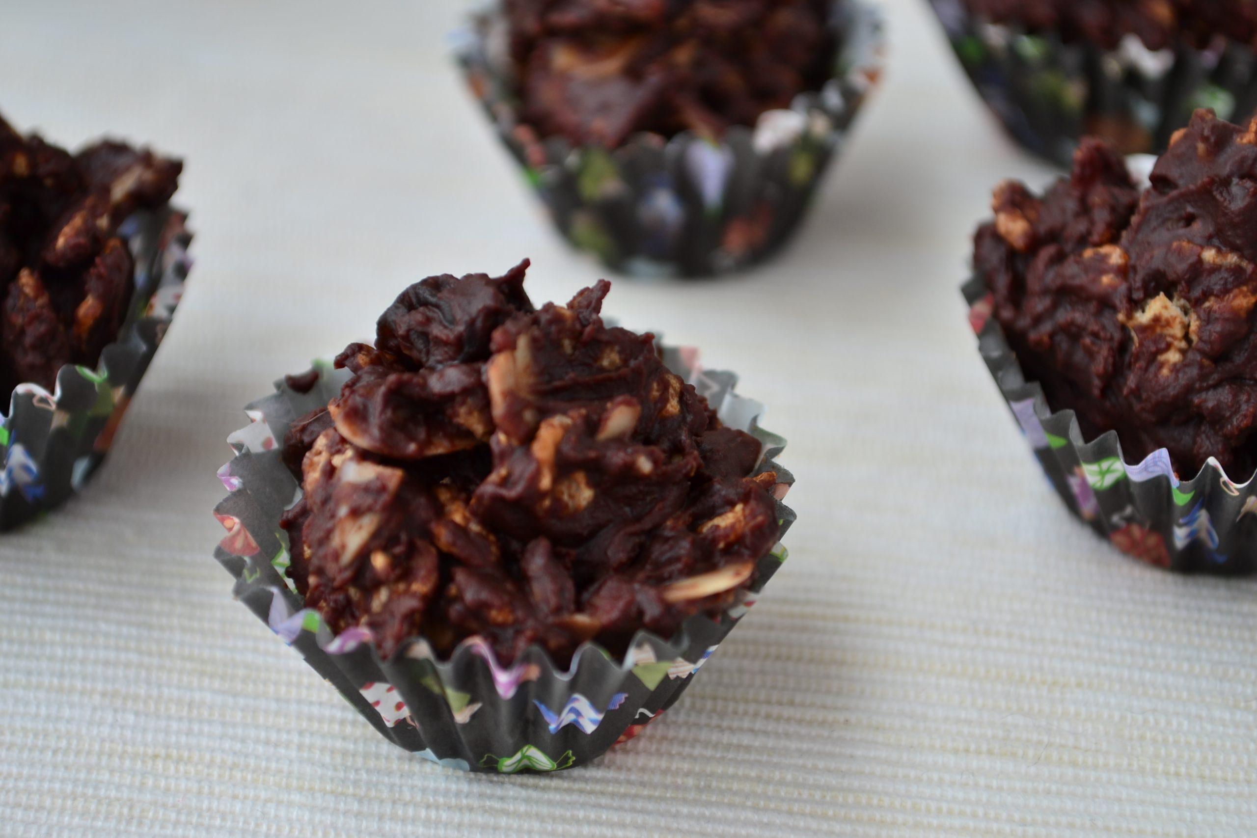 Rochedos de Chocolate