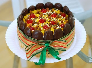 Torta de natal