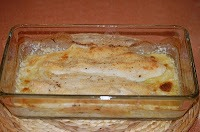 Filetes no Forno