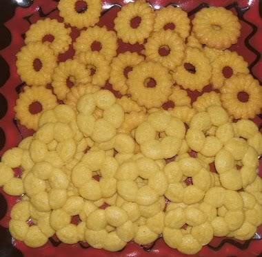 Biscoitos Alsacianos