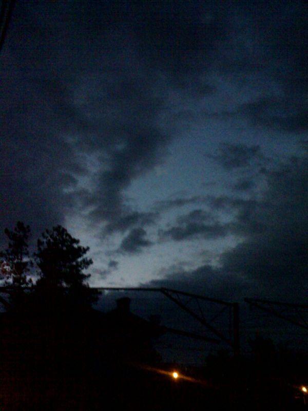 Nuvens Sombrias