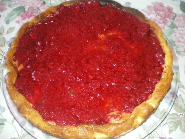 Torta de Alperce