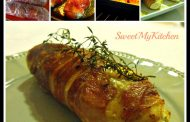 Peito de frango com presunto (microondas)