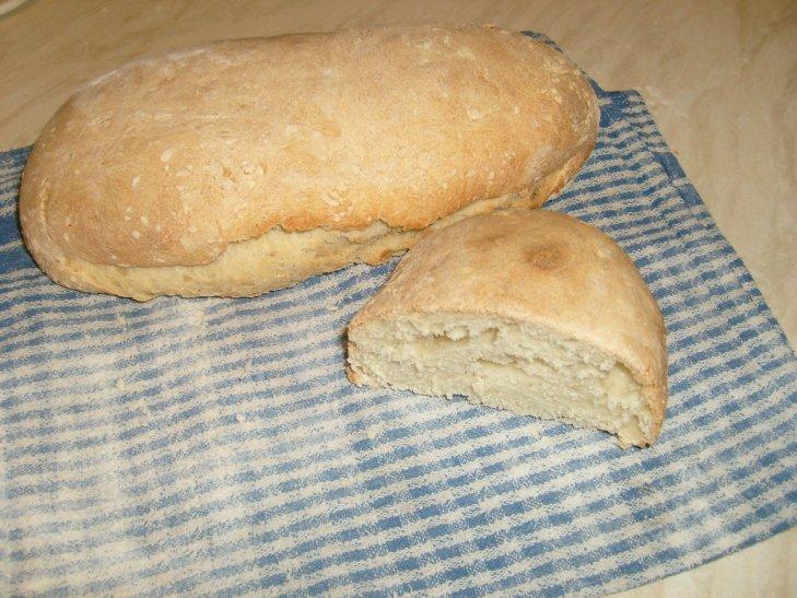 Pão Caseiro à Moda da Minha Mãe