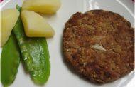Hamburger de Lentilhas