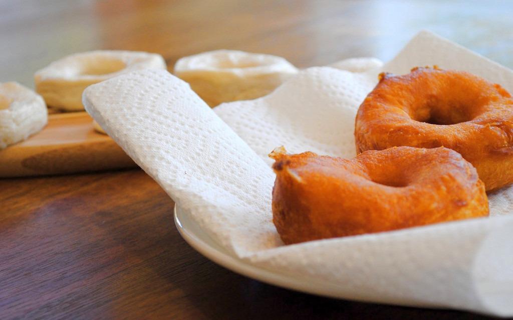 Donuts Caseiros