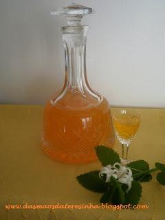 Licor de Tangarina