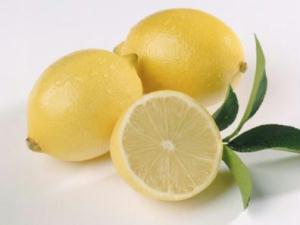 Doce Gelado de Limão