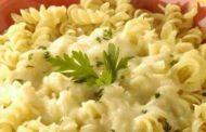 Macarrão na Manteiga