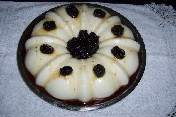 Manjar Branco de Coimbra