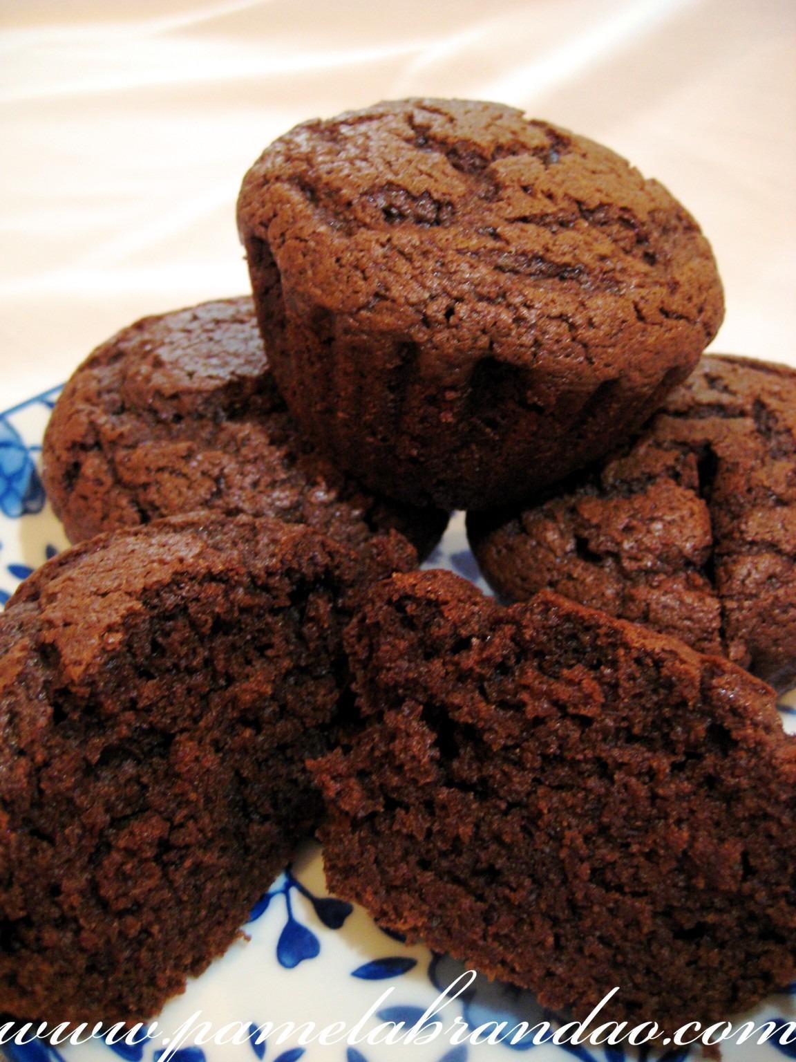 Muffins de Chocolate II